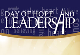 Day of Hope and Leadership Image